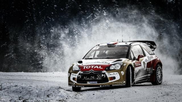 World Rally Championship: dari Satu Sebastien ke Sebastien Lainnya (77057)