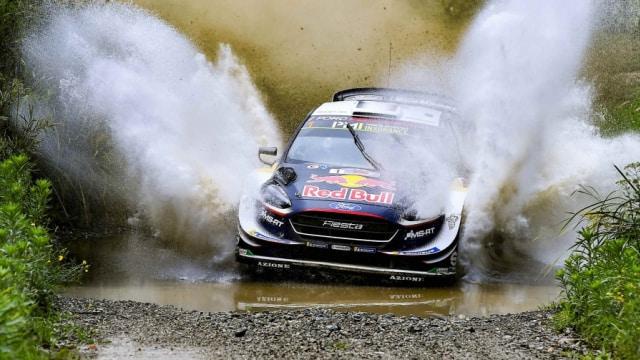 World Rally Championship: dari Satu Sebastien ke Sebastien Lainnya (77059)