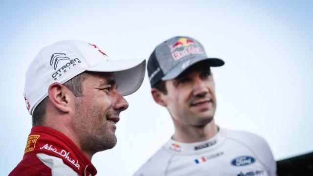 World Rally Championship: dari Satu Sebastien ke Sebastien Lainnya (77055)