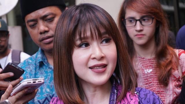 Ketua Umum Partai Solidaritas Indonesia, Grace Natalie