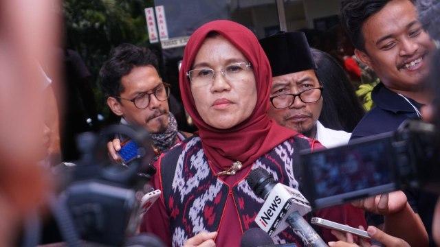 Ketua Komnas Perempuan, Azriana R. Manalu