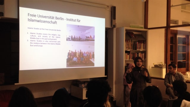 Tingginya Gairah Mempelajari Islam di Jerman, Mereka Kuasai Bahasa Indonesia dan Arab (30738)