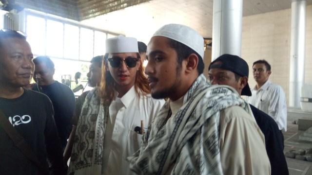 Menantu Habib Rizieq Ajukan Penangguhan Penahanan untuk Rayakan Lebaran (60923)