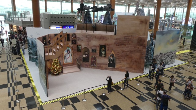 Harry Potter Bandara Cangi