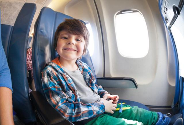 Mengapa Sebagian Besar Kursi Pesawat Berwarna Biru? Ini Alasannya (159370)
