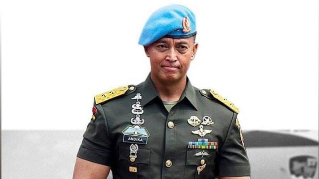 Karier Moncer Jenderal Andika Perkasa (31993)