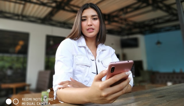 5 Tips Fotografi Pakai Kamera Smartphone Xiaomi Redmi Note 6