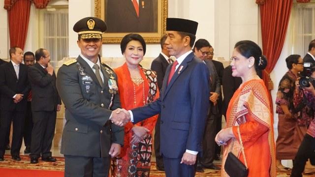 Karier Moncer Jenderal Andika Perkasa (31992)