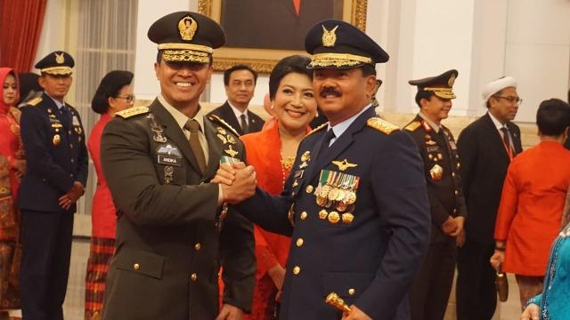 Karier Moncer Jenderal Andika Perkasa (31991)