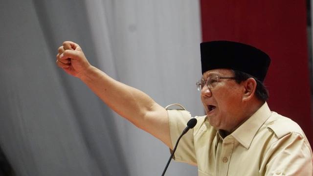 Prabowo Subianto Minta Alumni Perguruan Tinggi Kawal TPS  (548623)