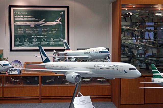 Tak Terbang Akibat Pandemi, 50 Pesawat Cathay Pacific Akan Diparkir di Gurun (115192)