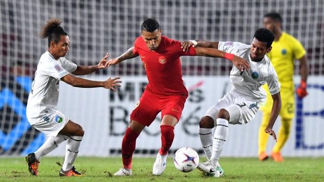 Timnas Indonesia vs Timor Leste