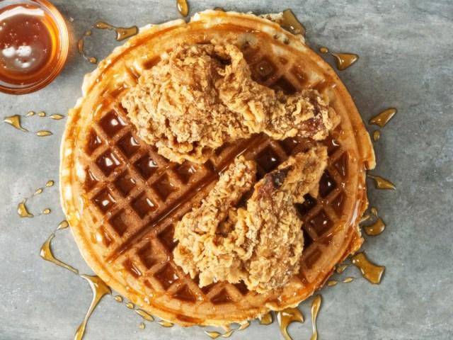 Resep Masakan Ayam Waffle Saus Madu Ala Menu Baru Kfc Kumparan Com