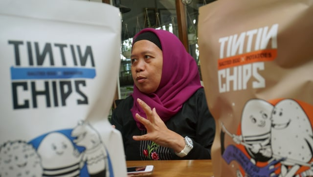 Inspirasi Womanpreneur: Rina Trisnawati, CEO Sociopreneur TinTin Chips (169992)
