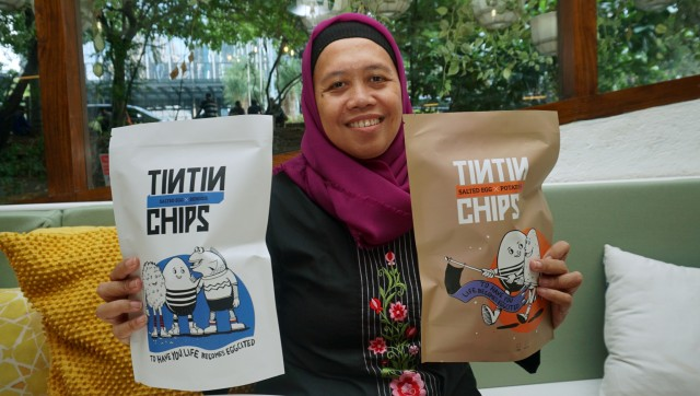 Inspirasi Womanpreneur: Rina Trisnawati, CEO Sociopreneur TinTin Chips (169991)