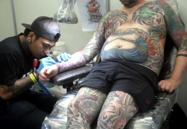 Magic Ink Tattoo Contest Kembali Digelar di Denpasar (75682)