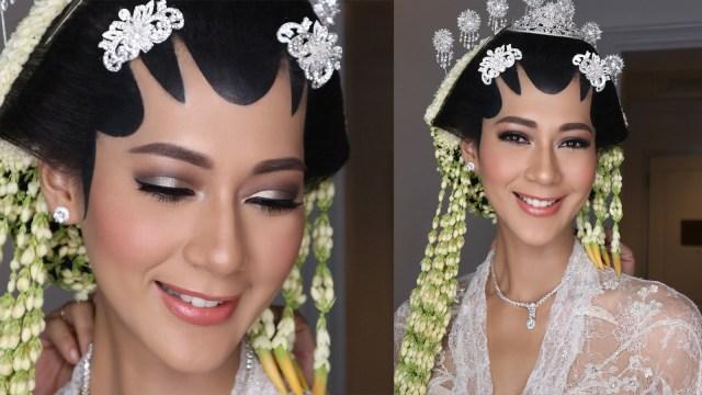 Tampilan Makeup Akad Nikah Paula Verhoeven Yang Sederhana
