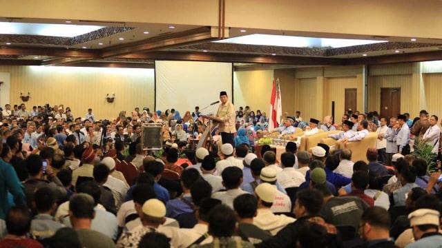Markas Prabowo di Tanah Jokowi (58611)