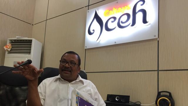 PLT Kepala Dinas Kebudayaan dan Pariwisata (Disbudpar) Aceh, Amiruddin