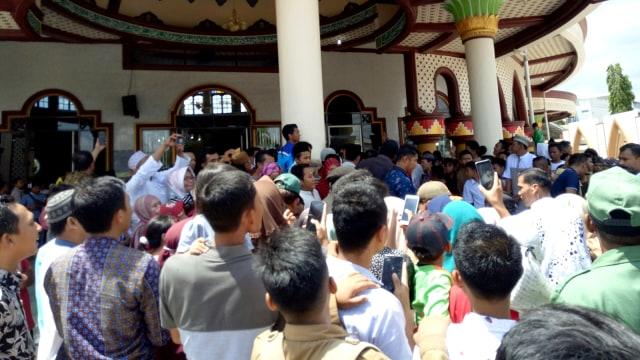 Jokowi, Sertifikat, Pemda Lampung Tengah