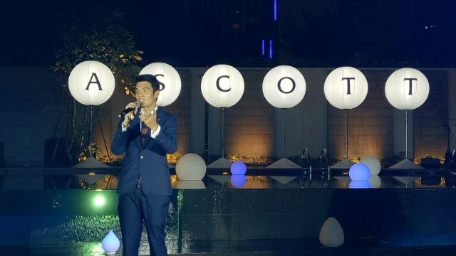 Ervin Yeo, Regional General Manager Ascott Singapura, Malaysia dan Indonesia