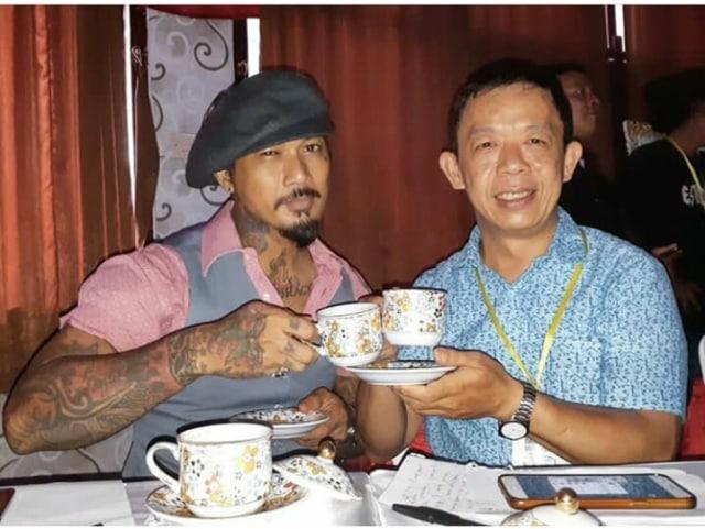 Jadi Juri Bali Prison Music Festival , JRX SID Bungkam soal Via Vallen (74578)