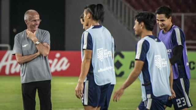 Pelatih Timnas Filipina, Sven-Goran Eriksson