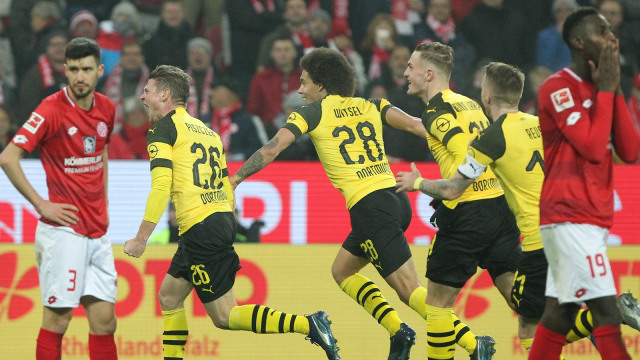 Mainz vs Dortmund