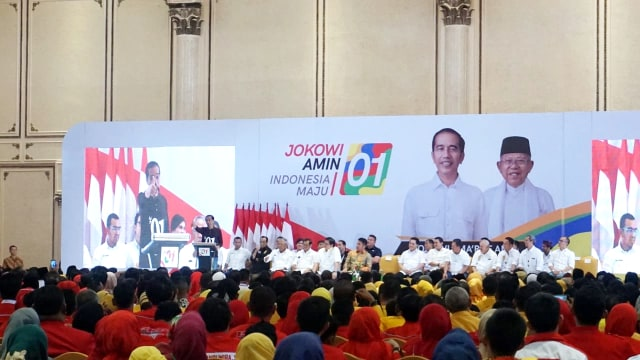 Jokowi Ingin Relawan Belajar dari Hillary dan Cameron (145603)