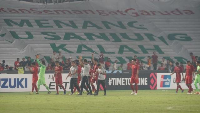 Kaleidoskop 2018: Pasang Surut Sepak Bola Indonesia (442158)