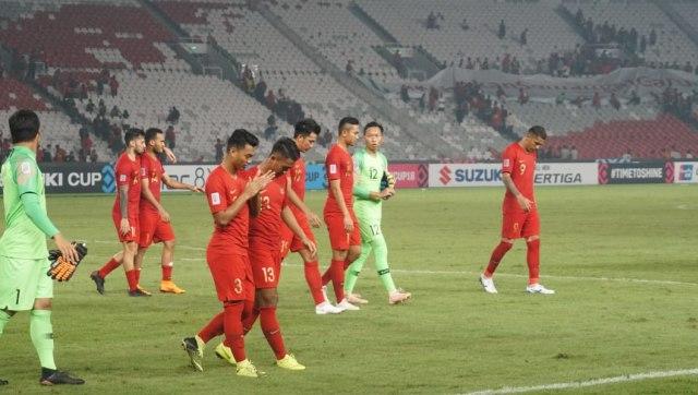 Timnas Indonesia, AFF Suzuki Cup 2018.