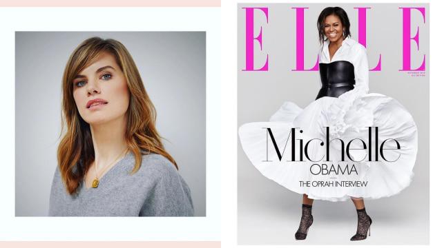 Meredith Koop dan Michelle Obama