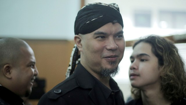 Dhani Diperiksa Sebagai Pelapor Atas Dugaan Persekusi di Surabaya (71987)