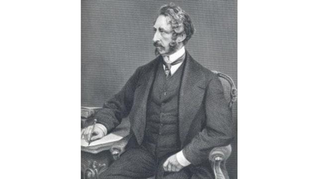 Edward Bulwer Lytton, Tokoh Penulis Novel Sejarah Inggris