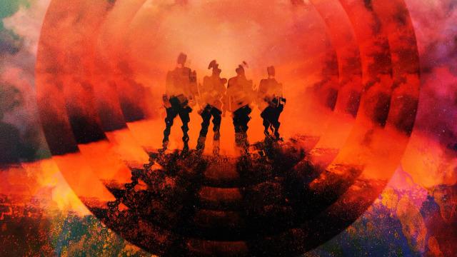 Los Unidades, Coldplay dalam Dimensi yang Lain (281274)