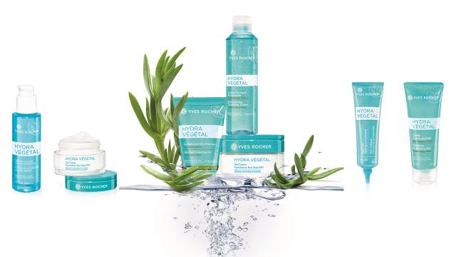Hydra Vegetal, Skincare dari Yves Rocher untuk Kulit Kering Kombinasi (573917)
