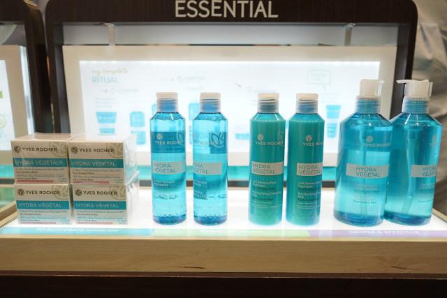 Hydra Vegetal, Skincare dari Yves Rocher untuk Kulit Kering Kombinasi (573922)
