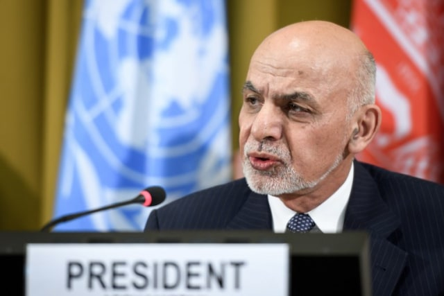Presiden Afghanistan