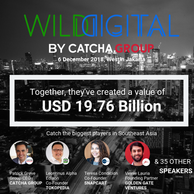 Konferensi Teknologi Wild Digital Indonesia 2018