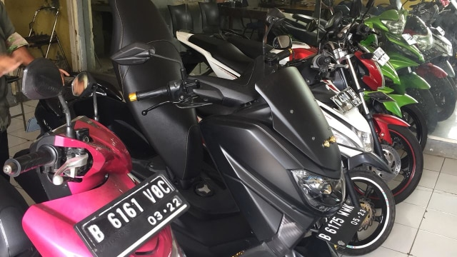 Cicilan Rp 900 Ribuan Yamaha NMax Bekas, Tertarik? (84343)