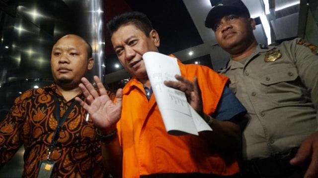 OTT PN Jaksel, Hakim Irwan, KPK