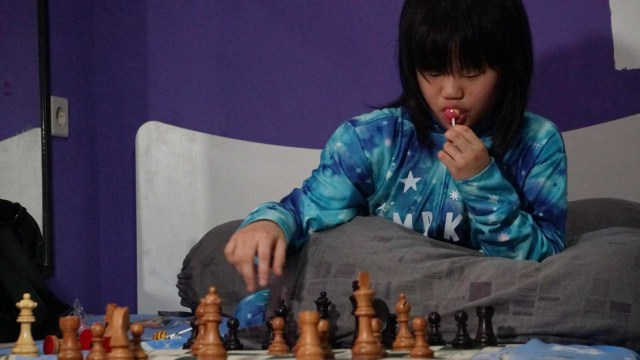Samantha Edithso, Juara catur dunia