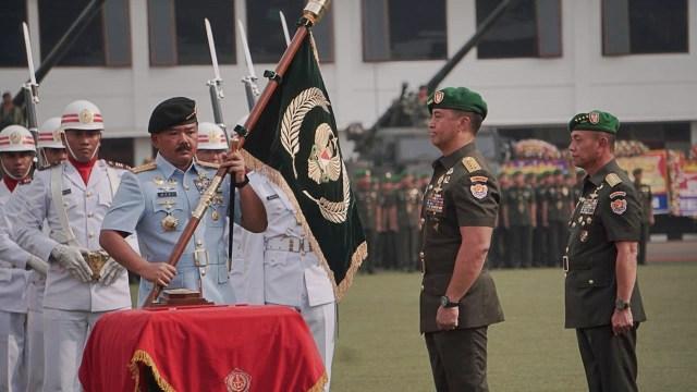 Mulyono Resmi Serahkan Jabatan KSAD kepada Andika Perkasa (50755)