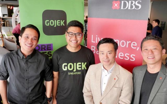 GOJEK merilis aplikasi versi beta di Singapura