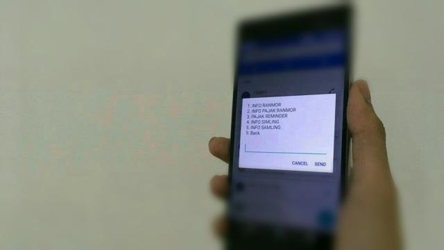 Cara Cek Pajak Kendaraan via SMS  (1072990)