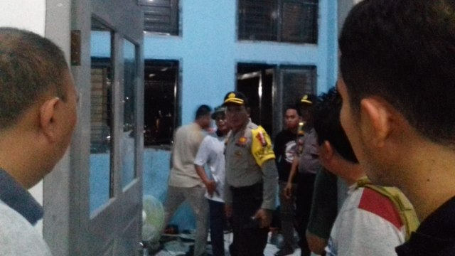 Kerusuhan di Lapas Lambaro, Banda Aceh