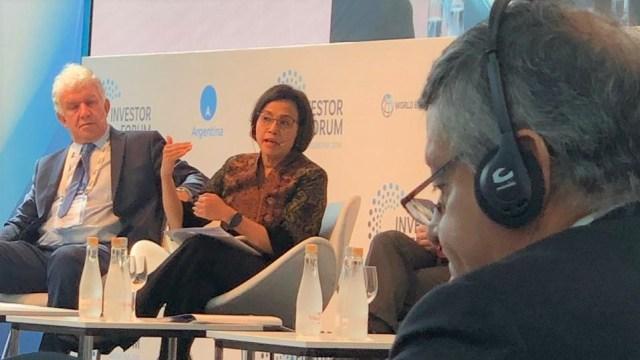 Sri Mulyani Indrawati, Forum G20