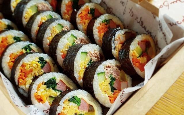 chamchi kimbap