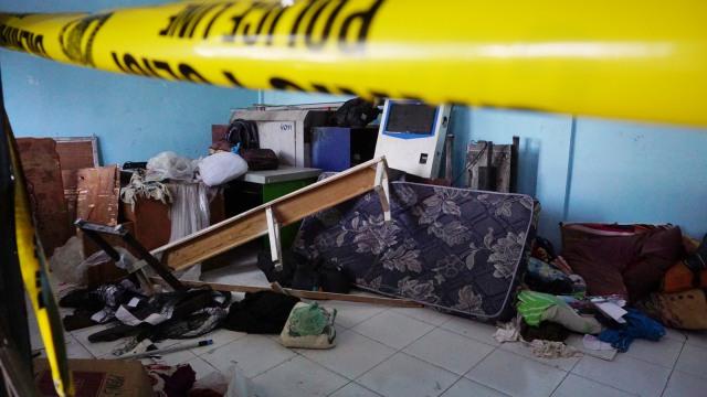 Lapas, Banda Aceh