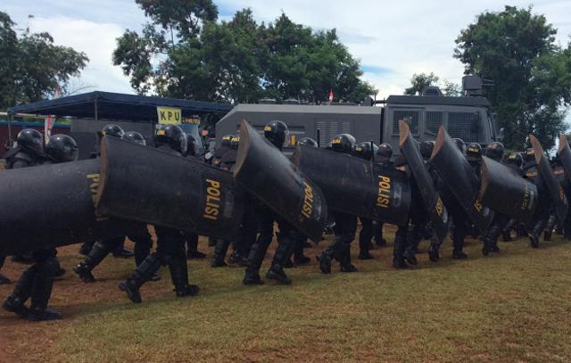 Polres Jayawijaya Cegah Peringatan Kemerdekaan Papua di 3 Kabupaten (272569)